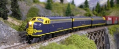 Model Train Kits, Videos and Accessories